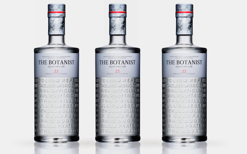 The Botanist Gin - Is This the World's Most Stylish Gin Bottle?