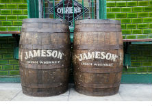 Irish Whiskey Distilleries Don't Need Luck