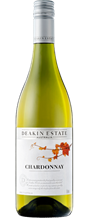 DEAKIN ESTATE CHARDONNAY 750ML