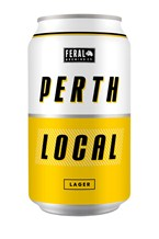 Feral Perth Local Lager Can 375ml