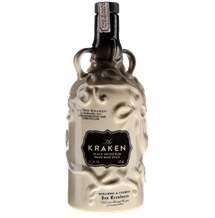 KRAKEN BLACK SPICED RUM CERAMIC 700ML