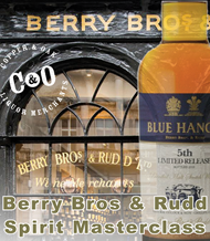 BERRY BROS & RUDD SPIRIT MASTERCLASS