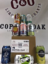 PREMIUM BEER SELECTION AUSTRALIA DAY MIXED 9 CAN CUBE