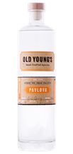 OLD YOUNGS VODKA PAVLOVA 40% 700ML