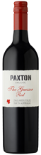 PAXTON GUESSER RED SHIRAZ CABERNET 750ML