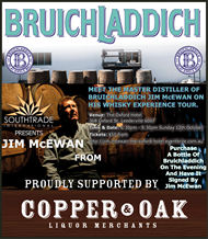 A NIGHT WITH JIM MCEWAN FROM BRUICHLADDICH