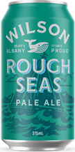 Wilson Brewing Rough Seas Pale Ale 375ml