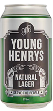 Young Henrys Core Natural Lager 375ml