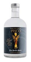 HARMANS ESTATE PISCO BLACK 50% 700ML