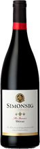 Simonsig Cultivar Mr Borios Shiraz 750ml