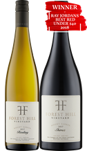Forest Hill Wine Bundle 2 x 750ml