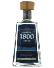 1800 Silver 100% Agave Tequila 700ml