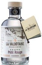La Valdotaine Petit Rouge Grappa 500ml