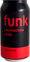 Funk Sex Machine Oak Aged Cider Can 375ml