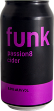Funk Passion 8 Cider Can 375ml