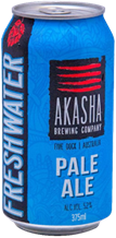Akasha Brewing Freshwater Pale Ale 375ml