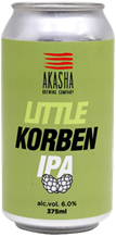 Akasha Brewing Little Korden IPA 375ml
