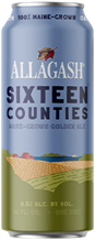 Allagash Sixteen Counties Maine Golden Ale 473ml