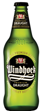 WINDHOEK DRAUGHT 330ML