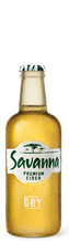 SAVANNA CIDER 340ML