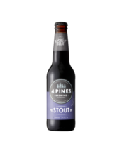 4 PINES STOUT 330ML