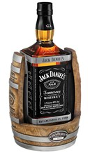 Jack Daniels Tennessee Whiskey & Cradle 1.75L
