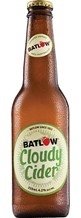 BATLOW CIDER CLOUDY 330ML