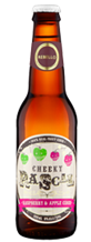 CHEEKY RASCAL RASP APPLE 330ML