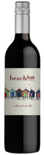 BEACH HUT CAB MERLOT 750ML