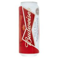 Budweiser Can 500ml