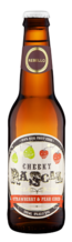CHEEKY RASCAL STRAW PEAR 330ML
