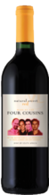 FOUR COUSINS NS RED 750ML