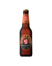 Matsos Ginger Beer 330ml