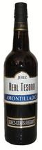 JEREZ REAL TESORO AMONTILLADO SHERRY 750ML