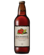 REKORDERLIG STRAWBERRY-LIME CIDER 500ML