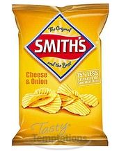 Smiths Chips Cheese & Onion 170g